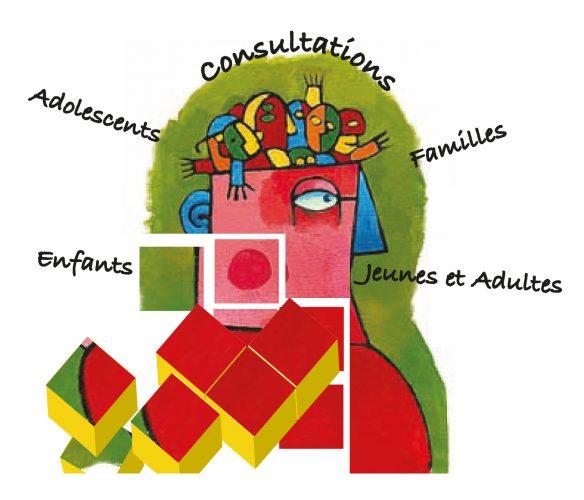 CONSULTATIONS PSYCHOLOGIQUES ENFANTS FAMILLES JEUNES ET ADULTES ADOLESCENTS